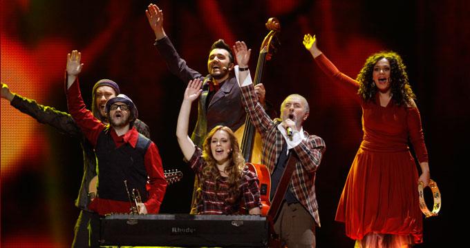 Eurovisión 2011 - 2ª semifinal - Bosnia y Herzegovina