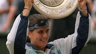 20 años del triunfo de Conchita Martínez en Wimbledon