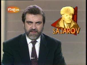 20 años de la muerte de Andrei Sajarov