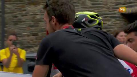 Vuelta Ciclista a España 2018 - 20ª etapa: Andorra. Escaldes Engordany - Coll de la Gallina. Santuario de Canolich  (3)
