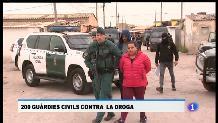 200 guàrdies civils contra la droga