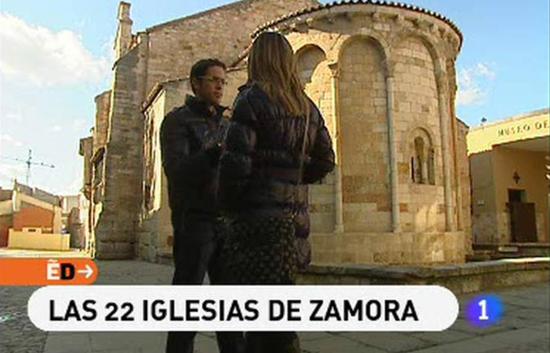 España Directo - Las 22 iglesias de Zamora