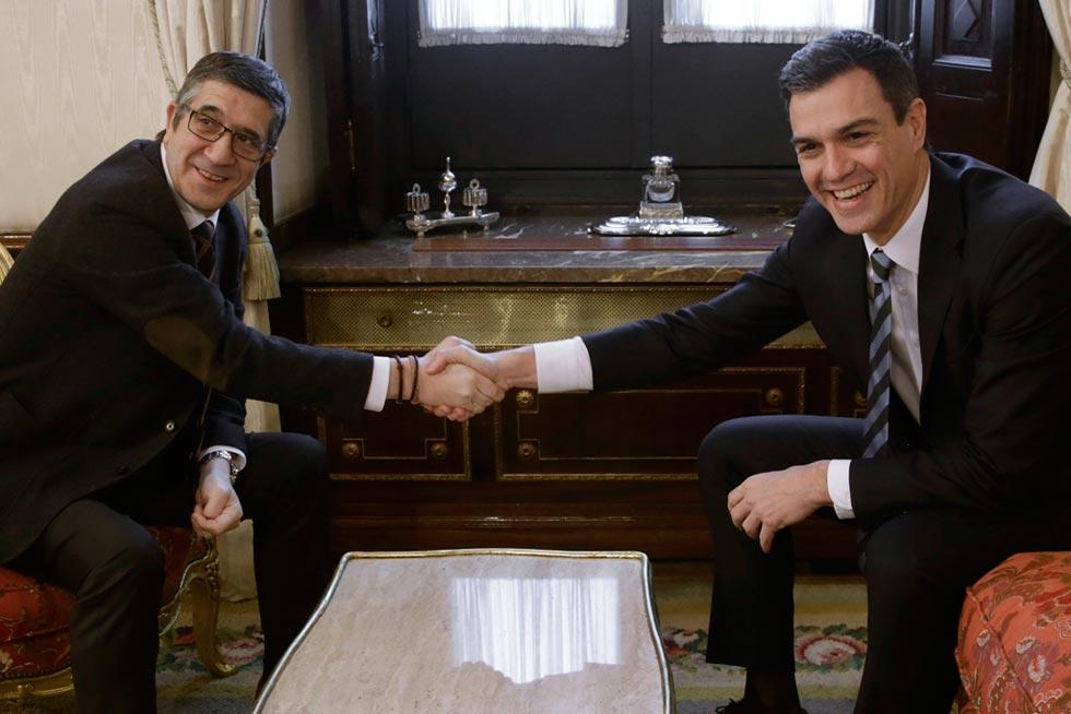 A 24 horas del Congreso del PSOE, Pedro Sánchez tiene ya el núcleo duro de su ejecutiva