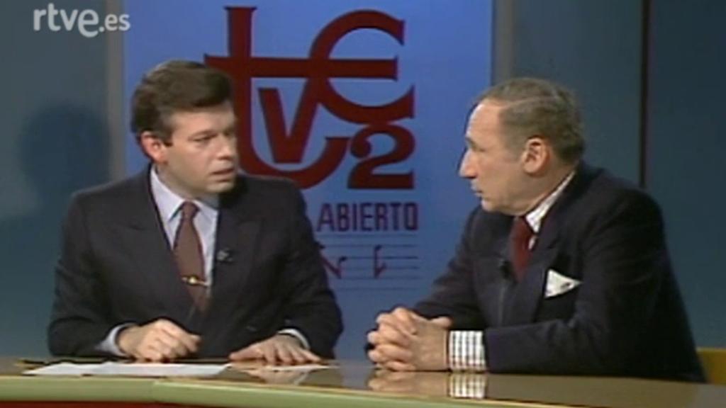 Estudio abierto - 25/01/1984