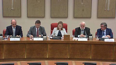 Medina en TVE - 25 Aniversario de los acuerdos de cooperación