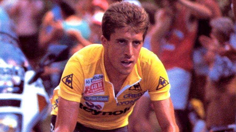 Conexión Vintage - Ciclismo: 25 años del Tour de Perico Delgado