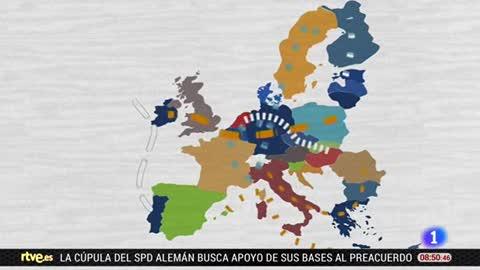 25 años de Mercado Único Europeo