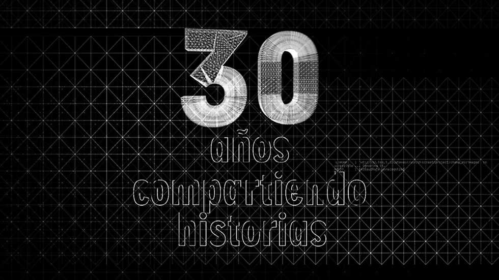 Documentos TV - 30 años  compartiendo historias