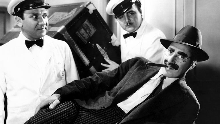 35 años sin Groucho Marx
