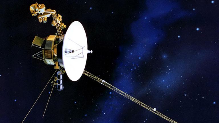 Se cumplen 35 años del lanzamiento de Voyager1