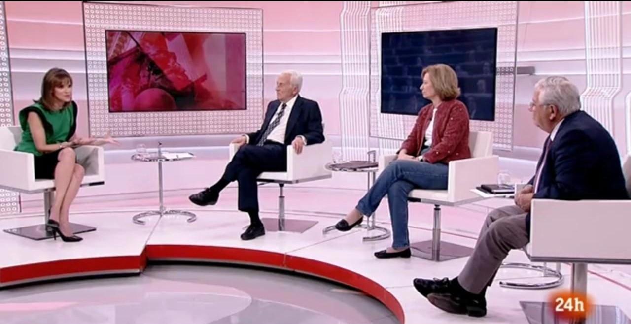 Parlamento - El debate - 40º aniversario: periodistas parlamentarios - 21/04/2018