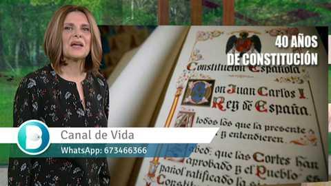 Buenas noticias TV - 40 años de Constitución