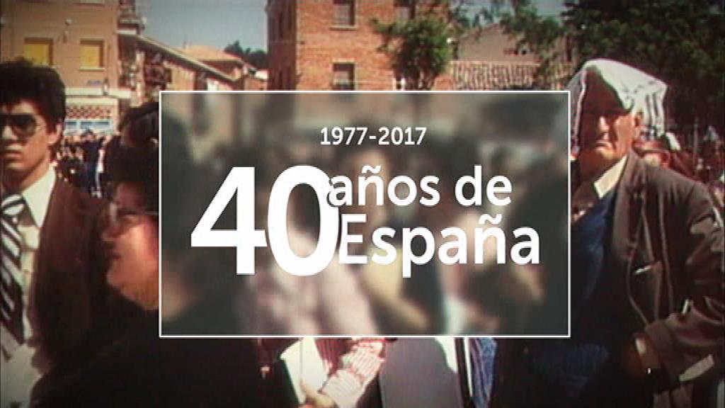 Informe Semanal - 40 años de España - Avance