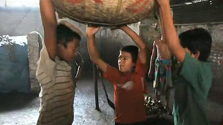 400 millones de niños en todo el mundo viven en condiciones de esclavitud