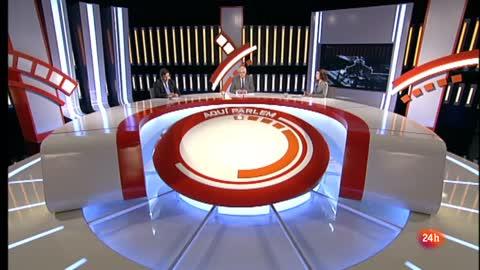 Aquí Parlem - 400 programes analitzant l'actualitat catalana, avui amb Rafael Ribot i Gemma Ubasart