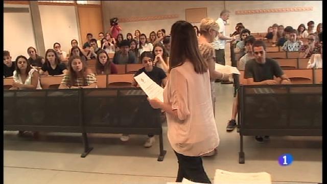 4.000 alumnes s'enfronten a la selectivitat