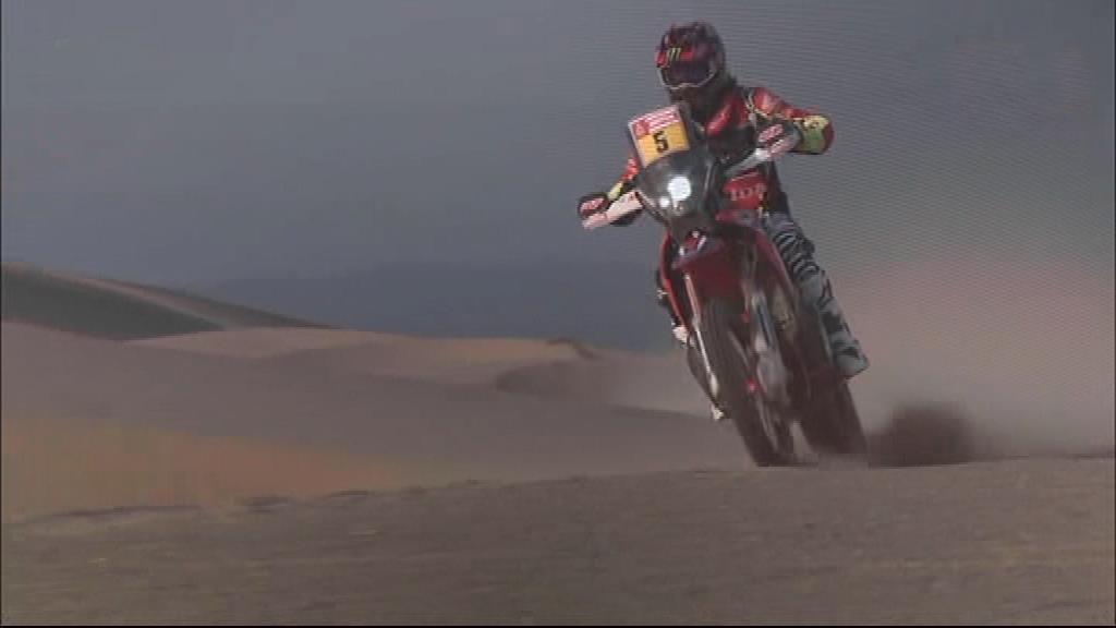 Rally Dakar 2018 - 5ª Etapa: San Juan de Marcona - Arequipa