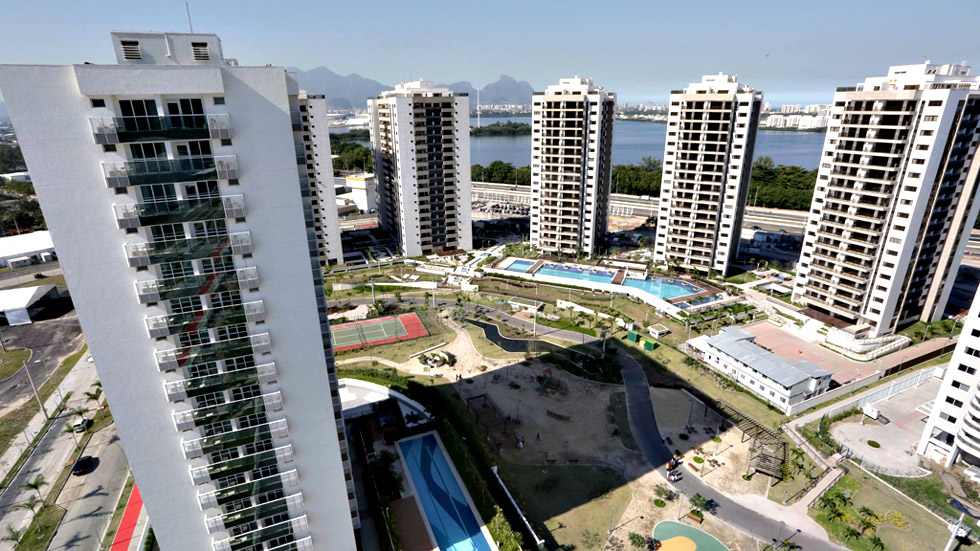 50 días para que Río 2016 levante el telón