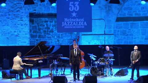 Festivales de verano - 53º Heineken Jazzaldia: Curtis Stigers