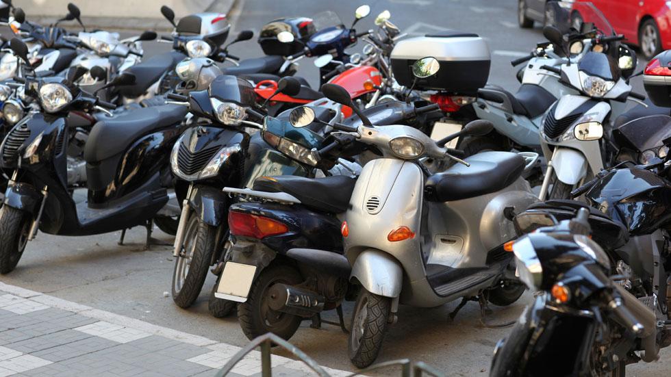 El 55% de las motos se salta la ITV