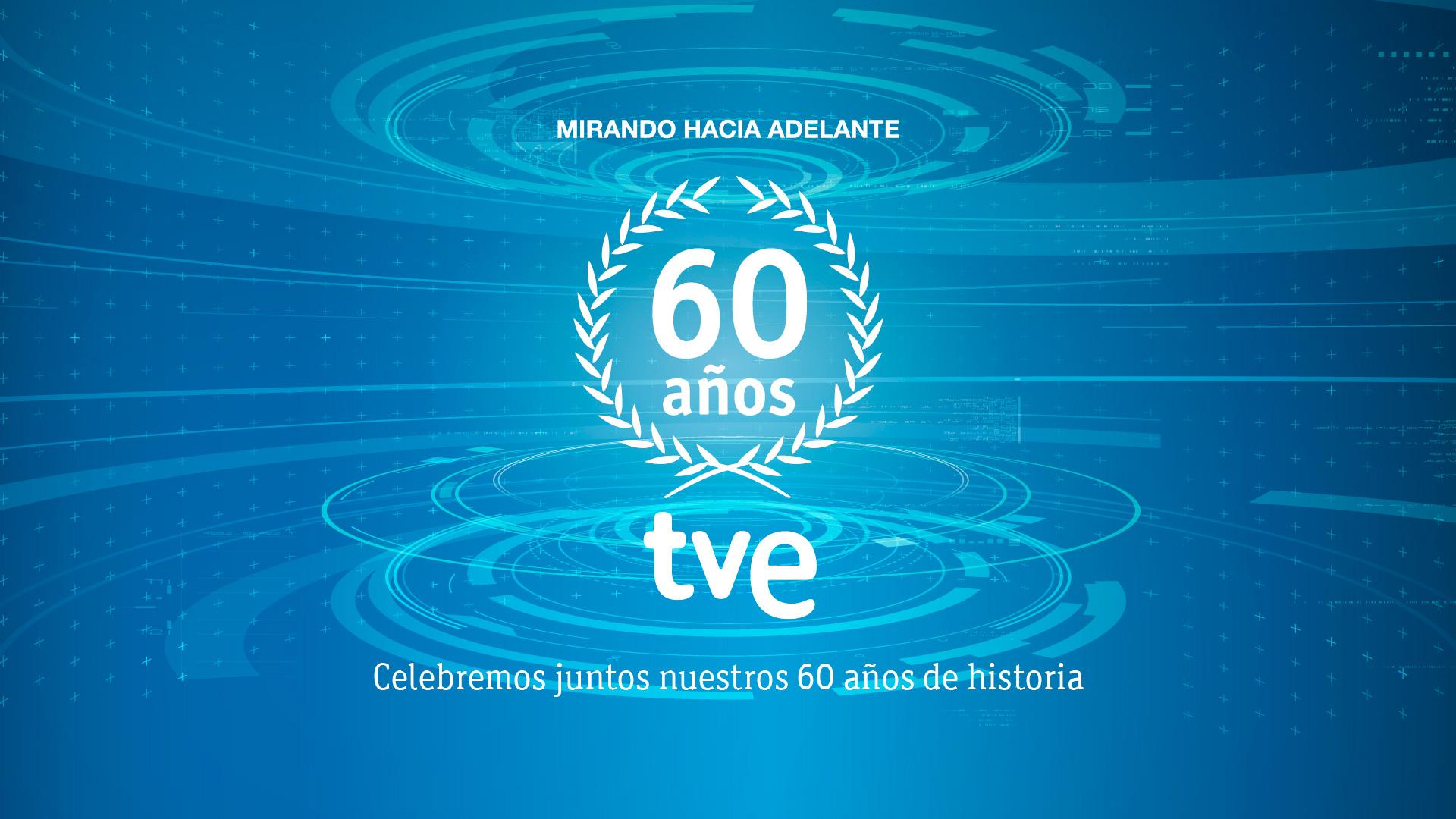 60 aniversario de TVE