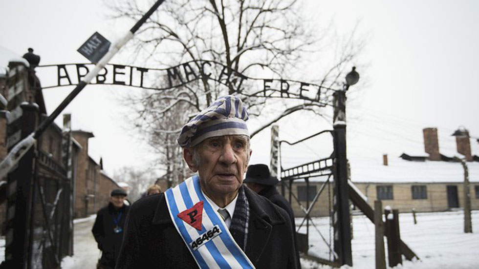 """Los supervivientes del campo nazi de Auschwitz: """"Vuelvo a ver todo cuando entro allí"""""""