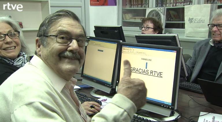 70 entidades sociales se benefician de la cesión de equipos de RTVE