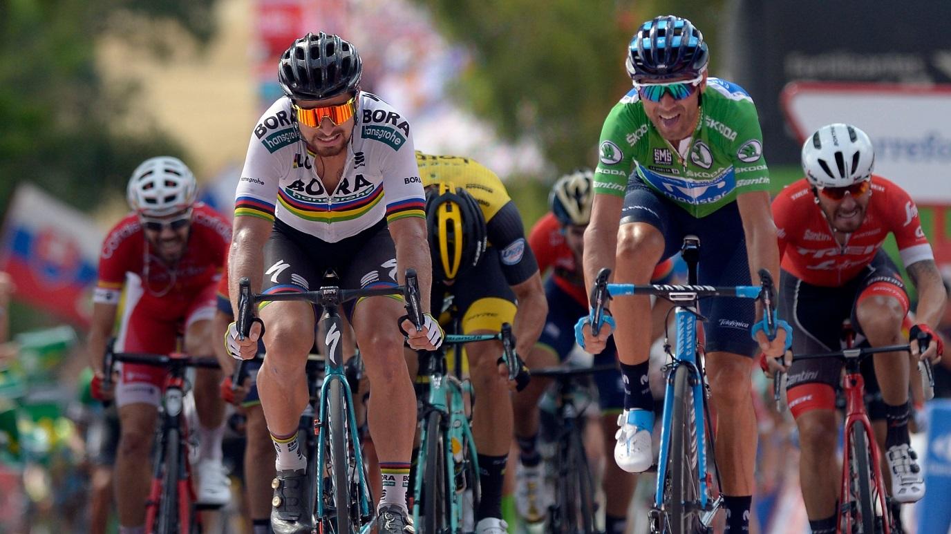Vuelta Ciclista a España 2018 - 8ª etapa: Linares / Almadén (2)