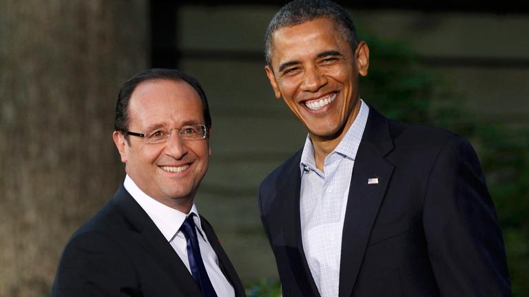 El G-8 habla de Irán en una cena que sirve de aperitivo a los debates sobre la eurozona