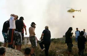 Más de 8.000 hectáreas han ardido en Aragón