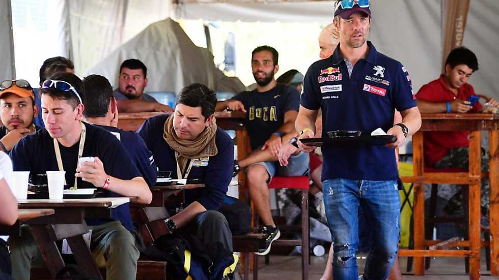 Rally Dakar 2017 - 9ª etapa: Salta-Chilecito