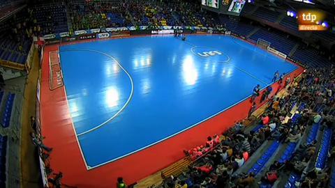 Fútbol Sala - Liga Nacional 9ª jornada: FC Barcelona Lassa - Palma Futsal