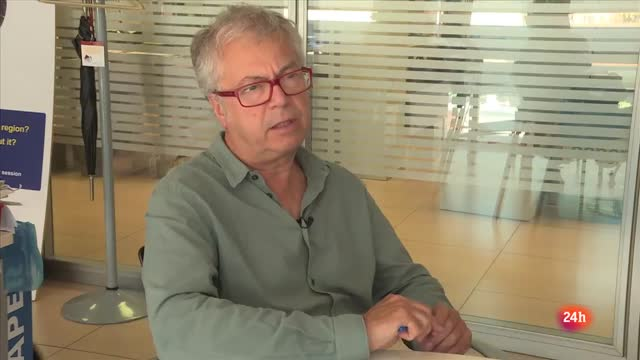 Repor - Hijos del SAF - Joan Colom sub-director general de Drogodependències