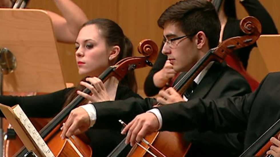 Los conciertos de La 2 - F. Albéniz curso 14-15 Esc. R. Sofía (parte 2)