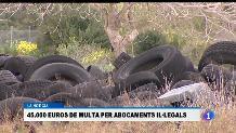 Abocaments de pneumàtics a Mallorca
