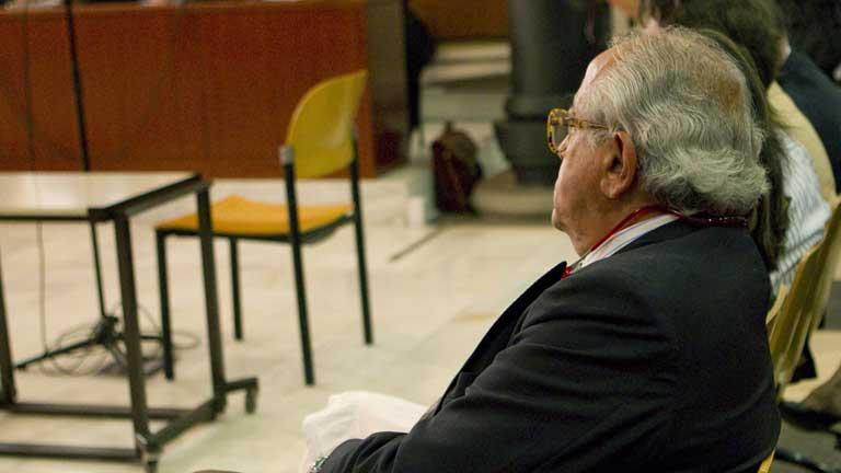 Segunda jornada de juicio contra el doctor Carlos Morín