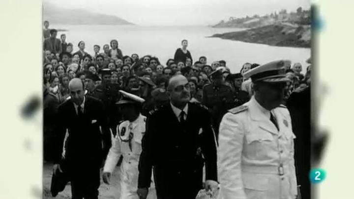 Para todos La 2 - Debate - El abrazo entre Eisenhower y Franco
