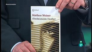 La Aventura del Saber. TVE. Libros recomendados: 'Absolutamente Heather'