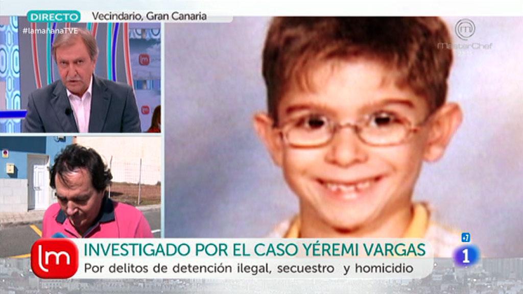 La mañana - El abuelo de Yéremi Vargas nos comenta la nueva pista sobre su desaparición