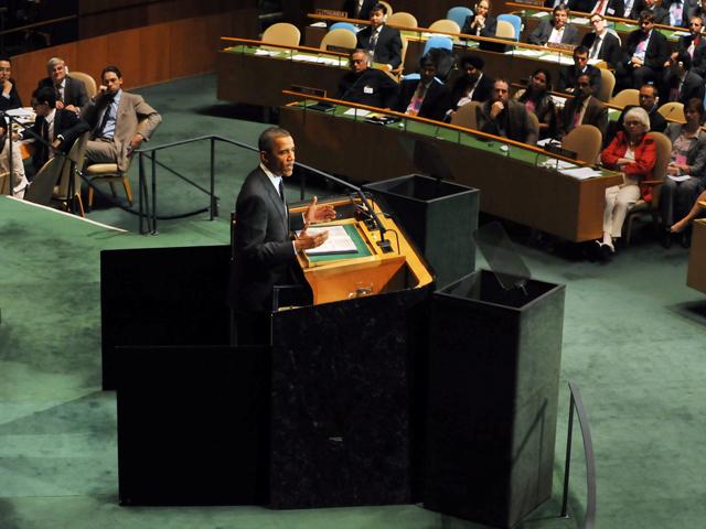 Acaba la Cumbre del Milenio de la ONU