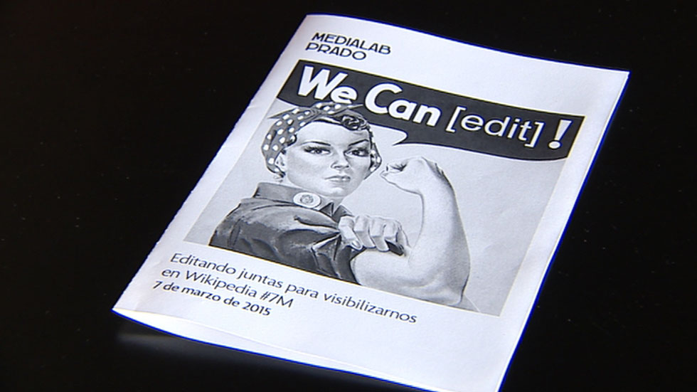 Acabar con la invisibilidad de las mujeres en Internet