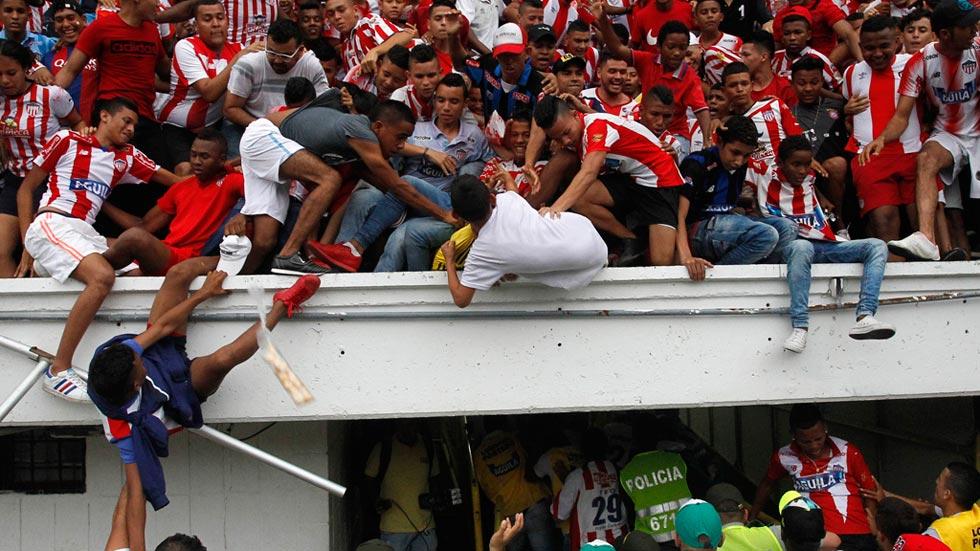 Accidentada presentación de Teo Gutiérrez en Barranquilla