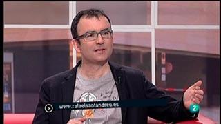 Para todos La 2 - Entrevista: Rafael SantAndreu -  Aceptar a los demás