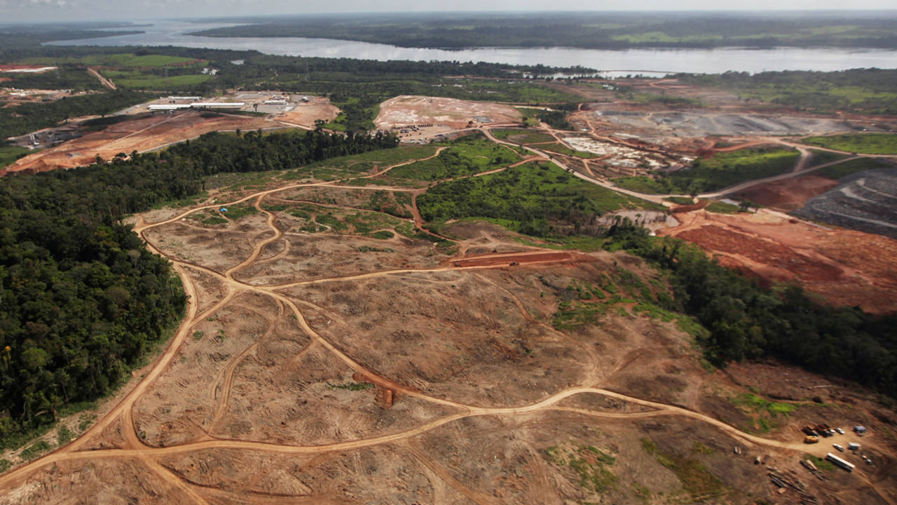 Actividades como la deforestación han acentuado el efecto invernadero en la atmósfera.