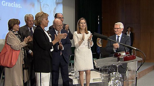 UNED - Acto Homenaje. Manuel Marín, Servidor Público - 22/06/18