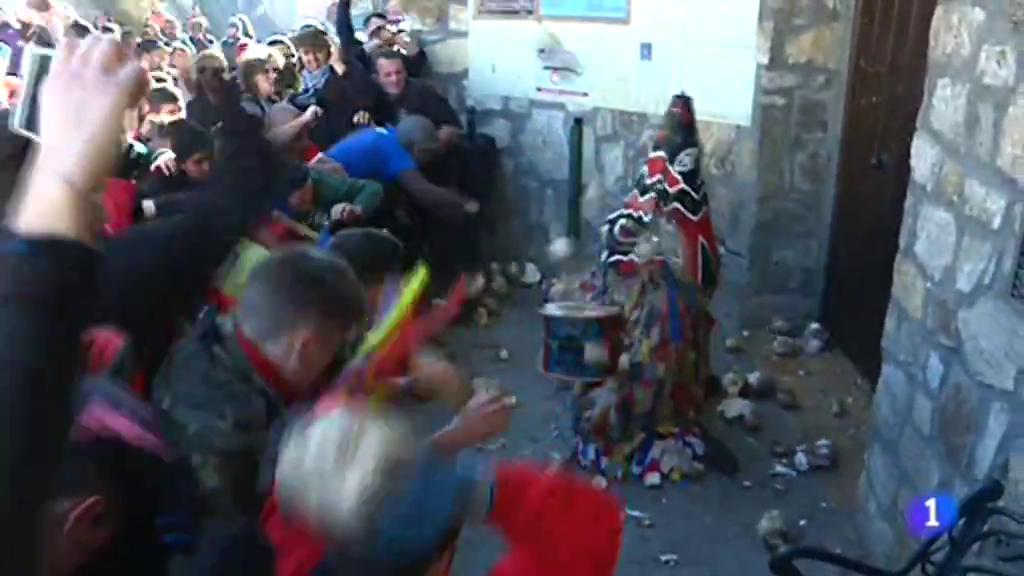 Actos y tradiciones en honor de San Sebastián