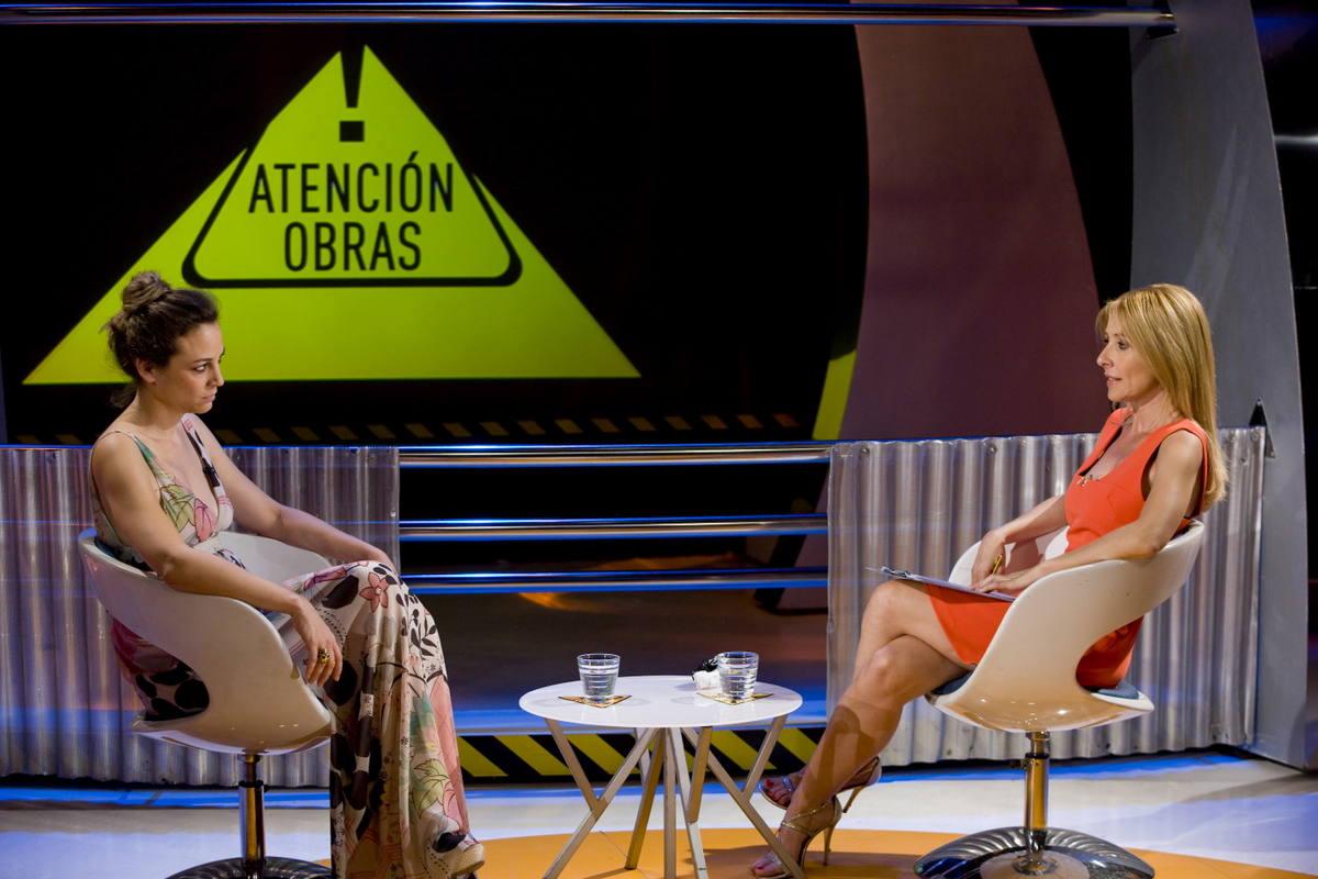 La actriz y cantante Leonor Watling visita nuestro plató para hablar con Cayetana Guillén Cuervo del nuevo álbum de Marlango.