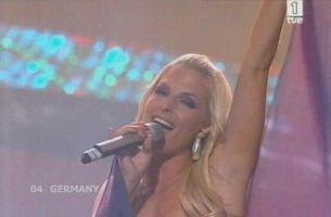Eurovisión 2008 - Actuación de Alemania con No Angels