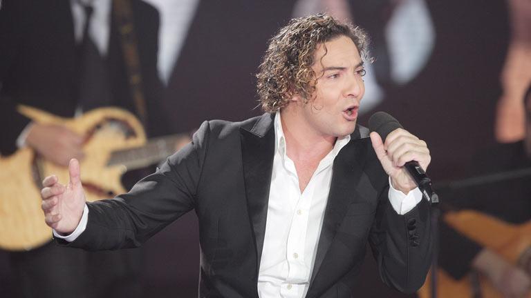 Disco del año 2011 - Actuación de David Bisbal