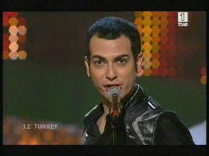 Eurovisión 2008 - Actuación de Turquía con Mor ve Ötesi